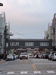 Famous Cannery Row, Monterey